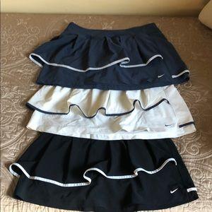 Nike Tennis skirt bundle
